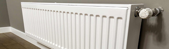 Central Heating Radiator Installation