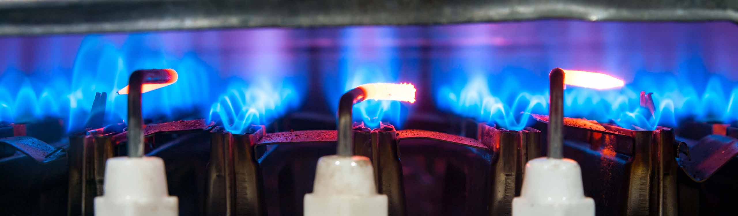Gas Boiler Serviced